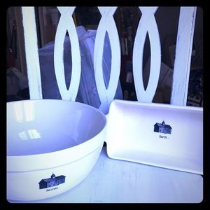 rae dunn Other - Rae Dunn farm collection bowl and baking dish new
